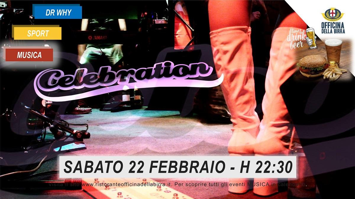 Evento ristorante officina della birra celebration 22.2 1200